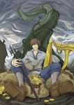 Jack and the Beanstalk by Ahvia