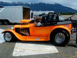 Drag Racing Car 2 by WolfPrincess-Stock