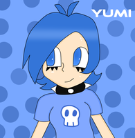 Yumi by ShortyCream97