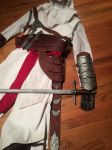 Altair tunic side by Fashionable-Assassin