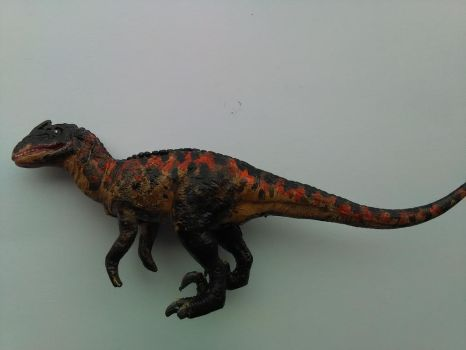 Dino overpainted by rihosk