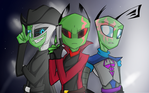 The Eldest Males by Starr-Lights
