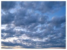 Clouds in Maine III by Fallensbane