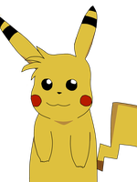 pikachu by XxSharpiez