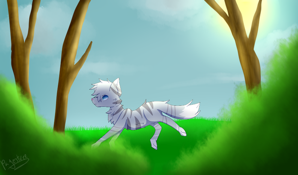Jayfeather by pagentree