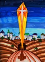 The Weary World Rejoices by InkyRose