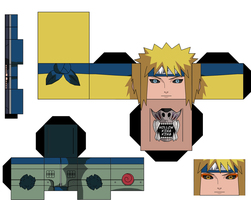 Minato no arms alt by hollowkingking
