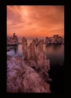 Mono Lake , by Brettc