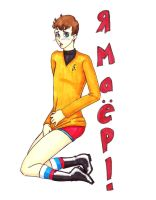 Another Risque Chekov by Meg-Nificent