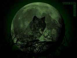 Wolf Moon by WitchicusRex