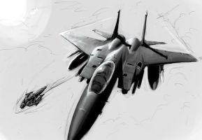 Jet by CragTheRock