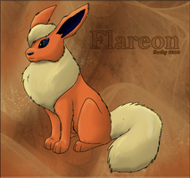 Flareon - 136 by Sochy