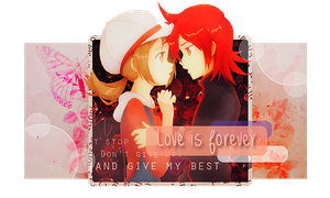 Love Is Forever by Rk00