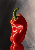 Capsicum by lihualicious