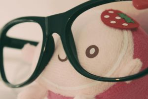 Geeky Plush by apparate