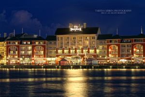 Disney Boardwalk by TabithaS-Photography