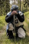 medieval male stock 3 by Liancary-Stock