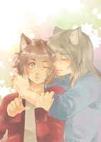Catboys by Luriel