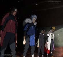 Naruto 618: These Four by AR-UA