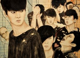 VIXX, VOODOO DOLL by TheCorinna