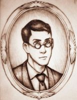 Medical Student, 1940 by Chips13