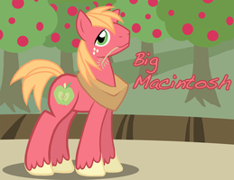 Big Macintosh by Xain-Russell