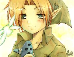 Link by LazyTurtle