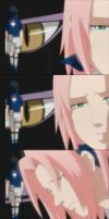 Naruto:Clash of Ninja 2 Revolution-SasuSaku Moment by Hakufumomo