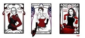 Red Cabaret :: Blacklist Fandom by erebus-odora