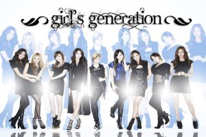 Girl's Generation by AHRACOOL
