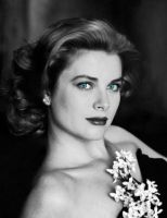 An edit picture of Grace kelly by Maradast
