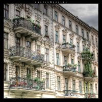 Kreuzberg II - Berlin - HDR by real-creative
