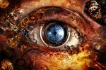 BioMech Eye_ALT by InfiniteCreations