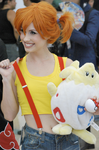 Misty at AX by TheRealLittleMermaid