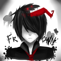 Frown FanArt by M0N1