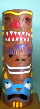 Totem Pole by brittbabe-OldSoul