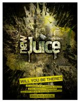 NewJuice poster 04 by mesign
