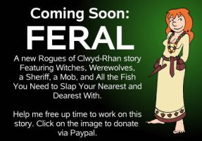 Feral promo with begging. by Reinder