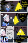 Gravity Falls: Just Once Ch 1 PG 5 by SquidPuke