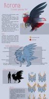 (old, needs revamping) Korona species guide by Kin-Seizh