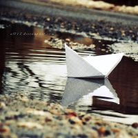 .: paper ship :. by all17