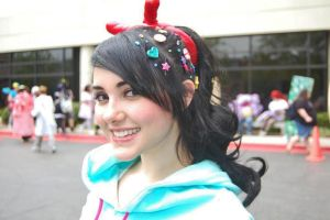Acen 2013 Vanellope is Sweet by Reenigrl