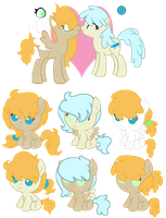 MLP:Dandelion Gloopy Breedable -OPEN- by kiananuva12
