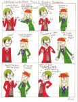Hellsing With Hats 2 by pitchperfect
