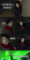 Legend of Korra - What's up with Korra? by yourparodies