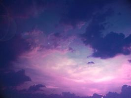 candy sky by overstimlutaion