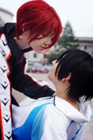 RinHaru cosplay 3 by Shiera13
