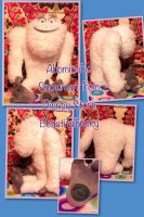 Abomniable Snowman Plush From Disney Store by BeautifulHusky