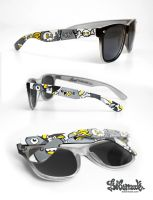 Emod Sunglasses by Bobsmade