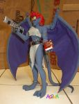 Demona from Gargoyles by waynekaa